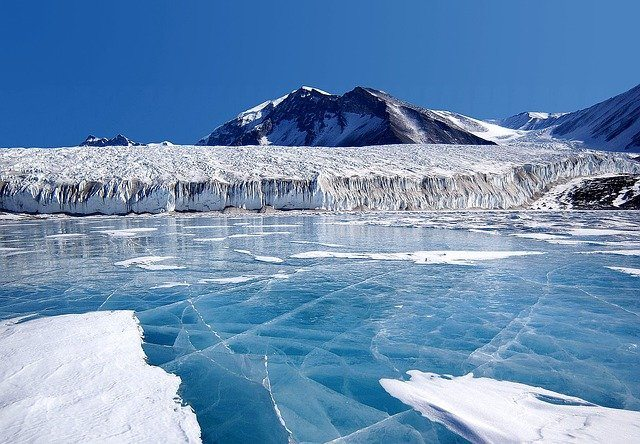 Melting rate of Antarctic may double by 2050