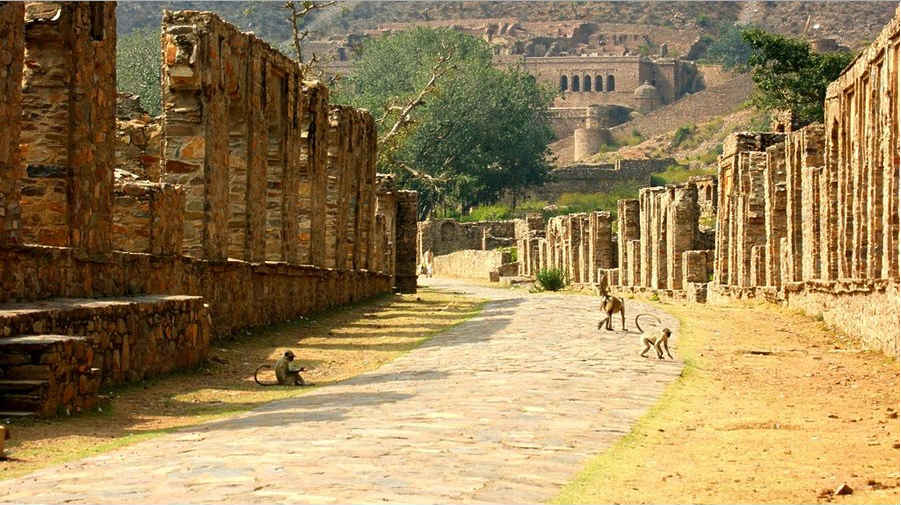 Bhangarh Fort: Officially Haunted