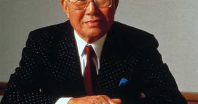 Personality of the week: Soichiro Honda