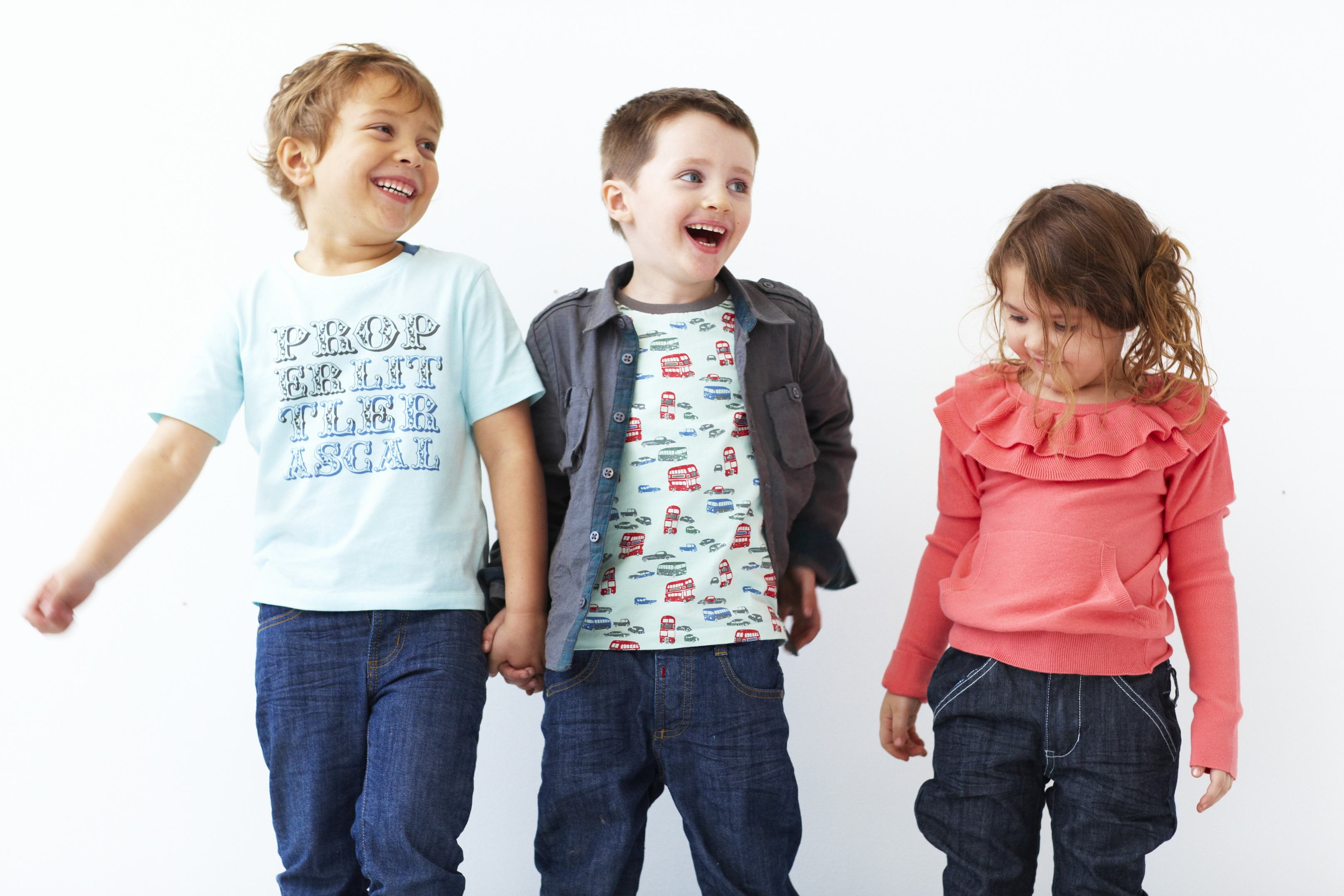 Children's Fashion Trends 2012