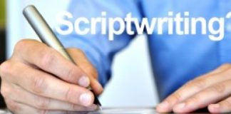 A Lucrative Career Option: Scriptwriting.