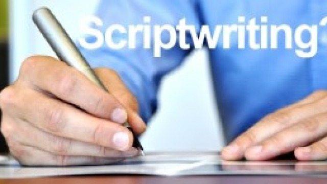 A Lucrative Career Option: Scriptwriting.