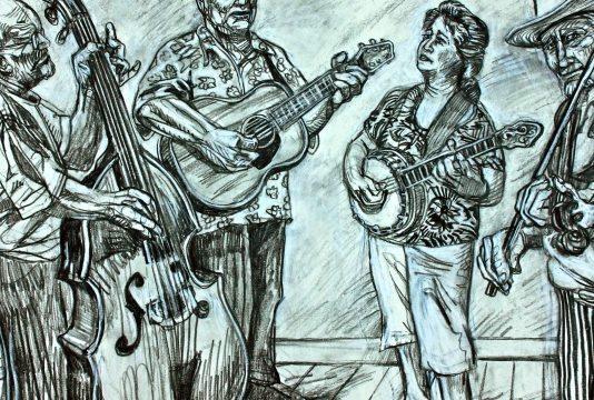 Art and Folk Music of India
