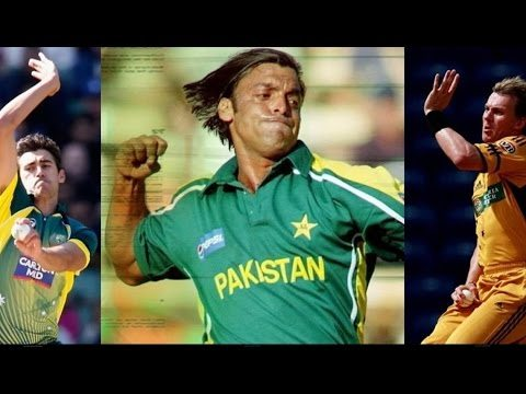 Well known Fast Bowlers in world cricket