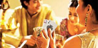 Diwali Card Parties