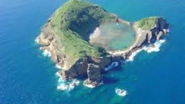 Hidden Islands across the World
