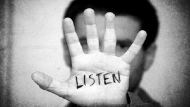 Listen More, Speak Less!