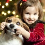 story of a man dog and a little girl