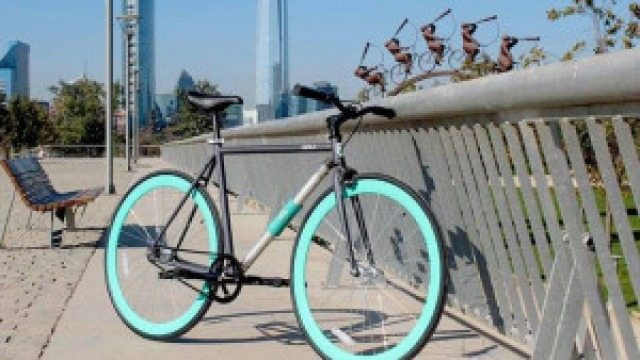 Unstealable Bike