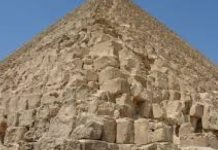 What is inside a Pyramid?