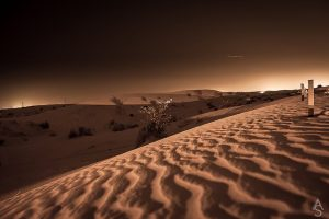 Desert-at-Night