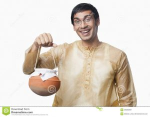 bengali-man-carrying-pot-rasgulla-portrait-smiling-36256269