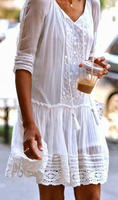 cotton dress e