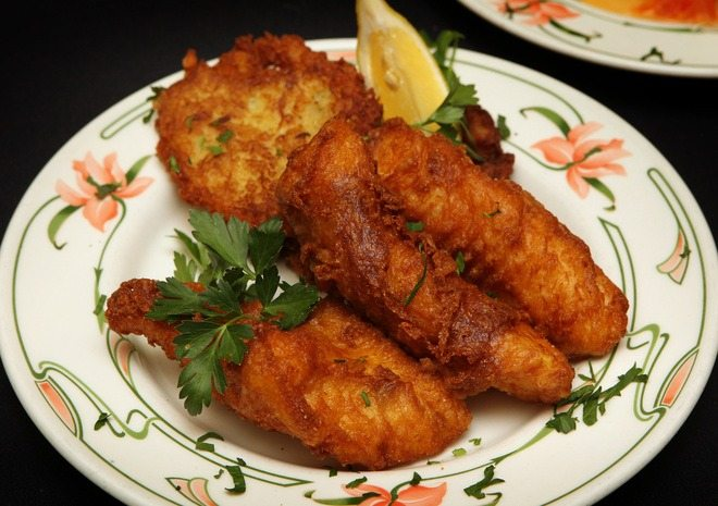 The myths of a fish eating person buddymantra for What to eat with fried fish