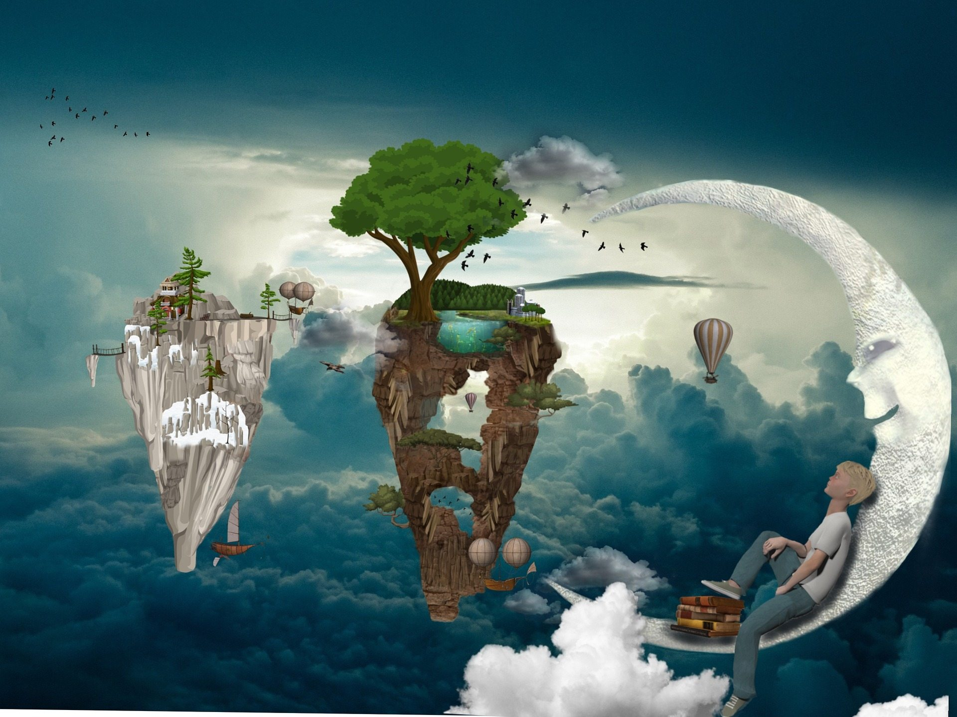 Mystery world of Dreams