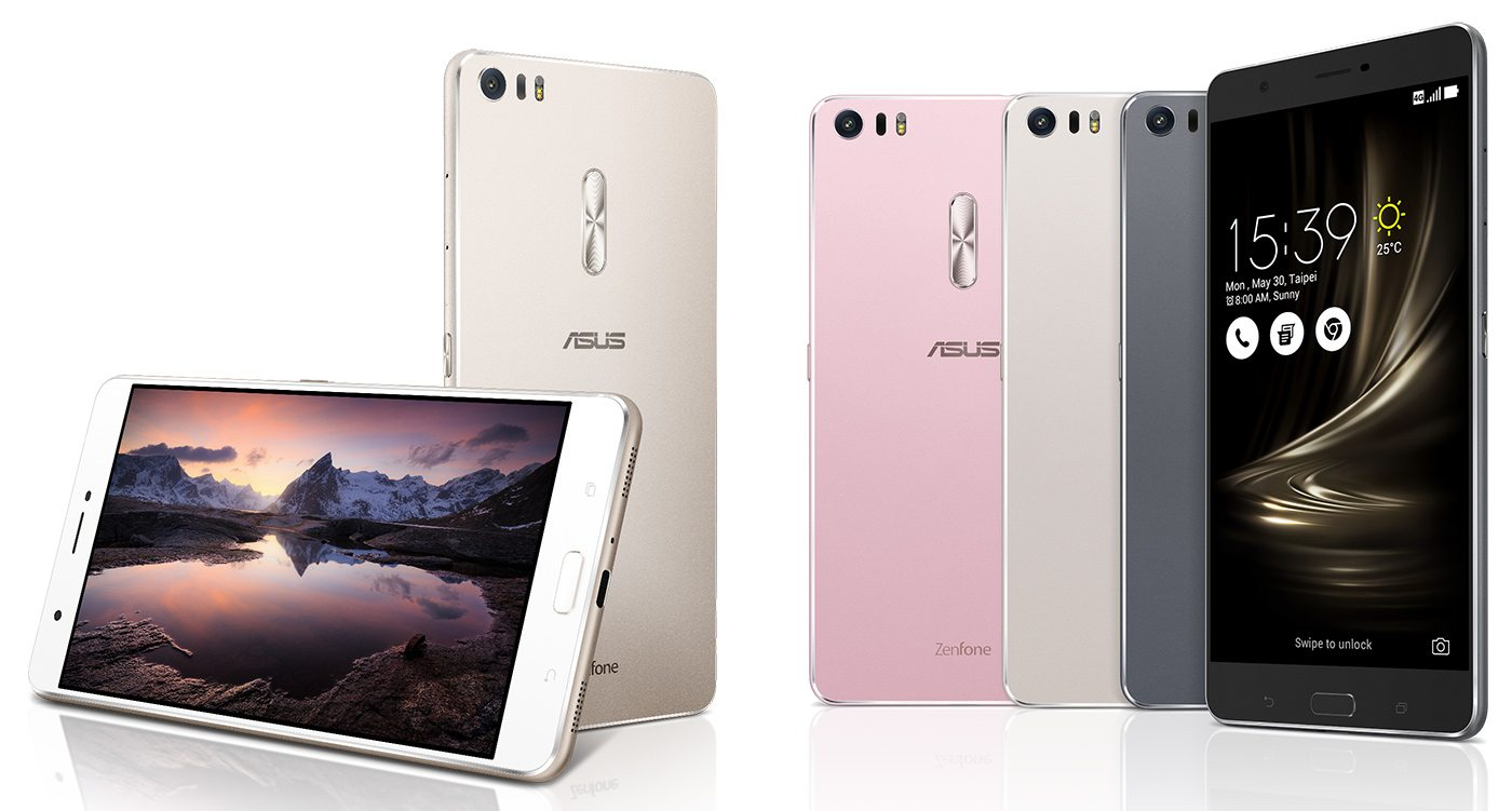 Asus launches new ZenFone 3 series, starting from just Rs. 18,990