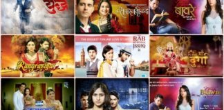 collage tv serial