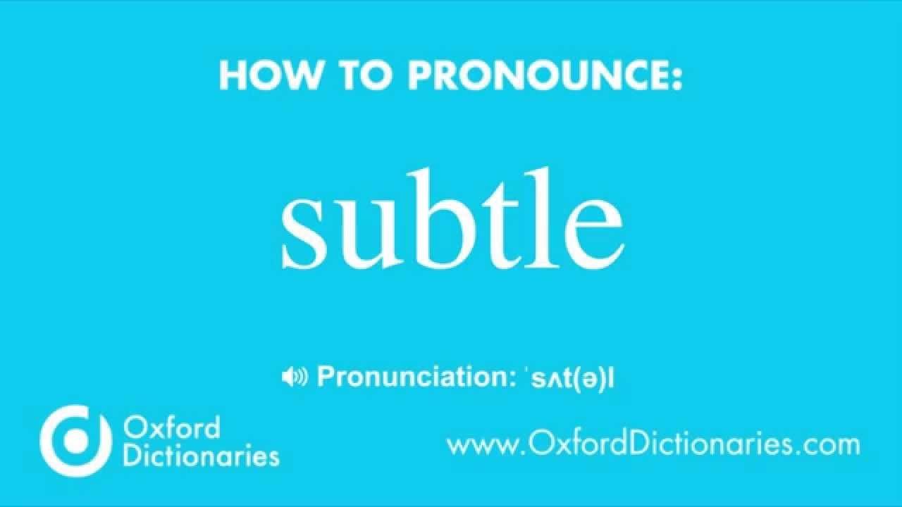 Mispronounced words