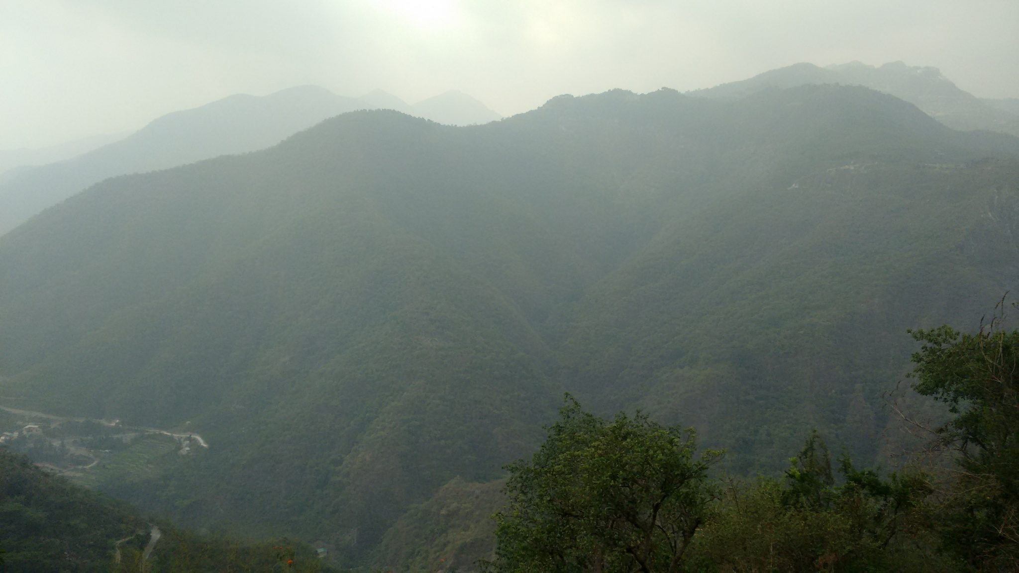 Hill Station: Mussoorie