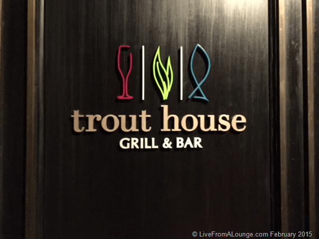 TROUT HOUSE