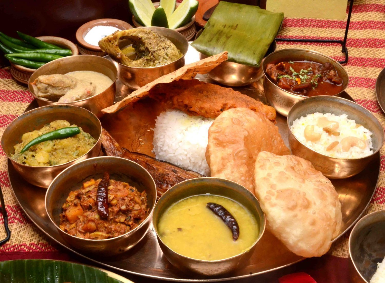 Bengali delicacies right from the kitchens of kolkata buddymantra bengali thalli forumfinder Choice Image