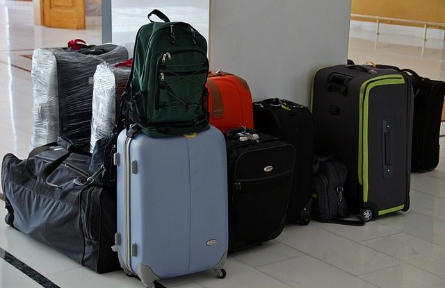 packing travelling