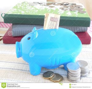 save-money-concept-saving-indicated-indian-rupees-inserted-piggy-bank-49114814