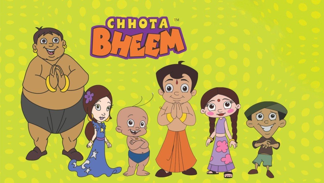 5 Most Loved Indian Cartoons for Kids - Indusladies.com