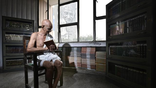 Modern Gandhi