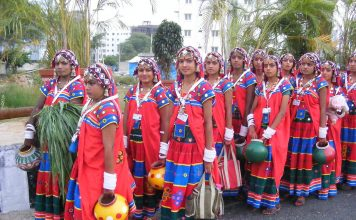 Banjara Lamadi or Lambani tribe in Andhra Pradesh DSCF
