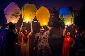 people-enjoying-diwali