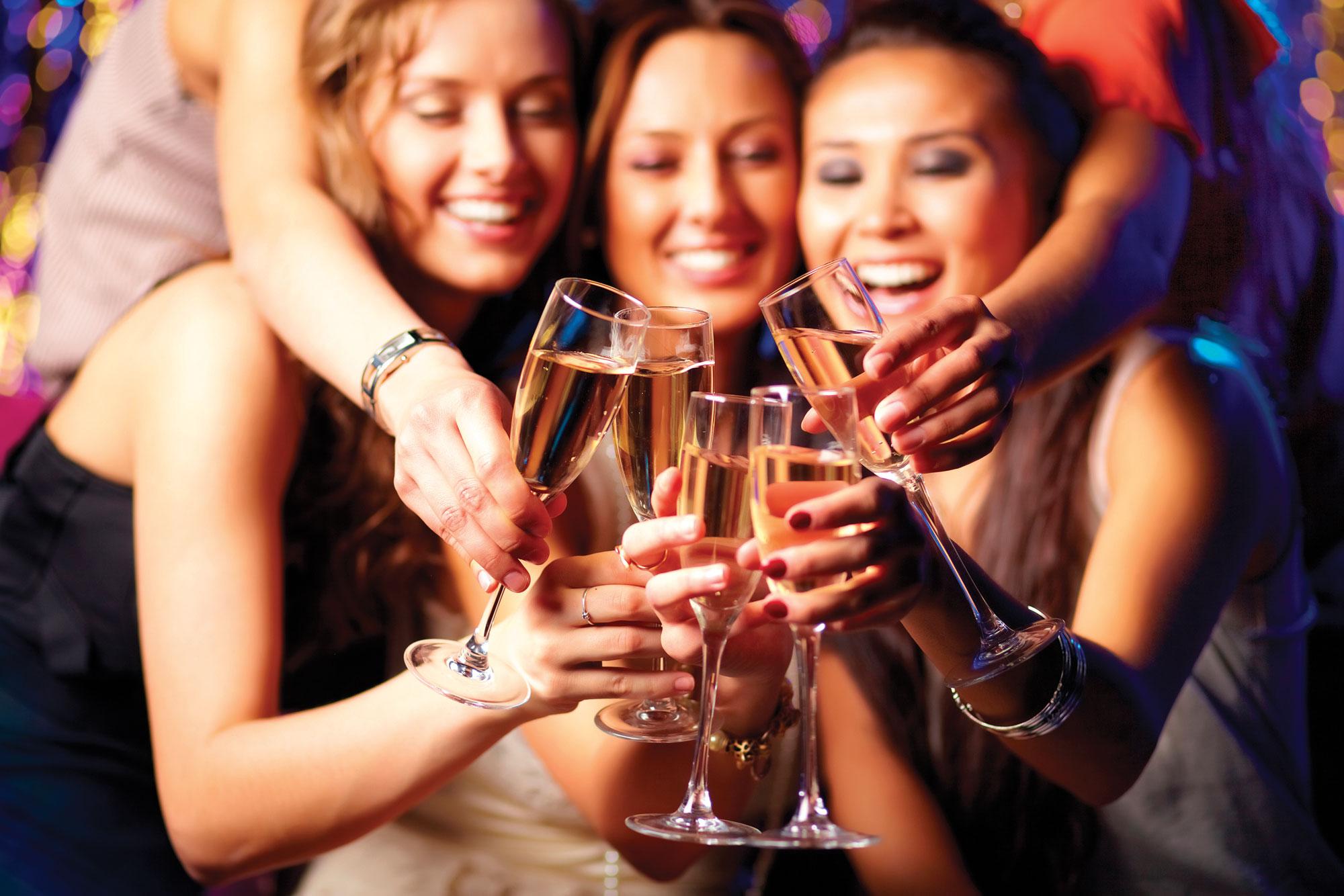alcohol-women