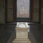 interior de la tumba