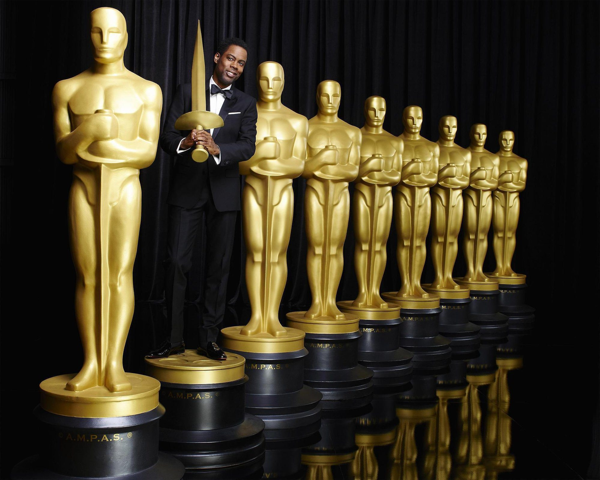 Academy Awards, When art is colour blind