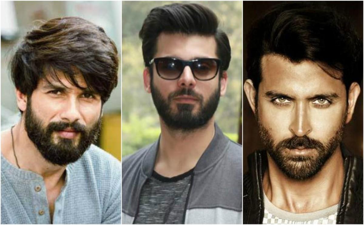 Top 8 Stars Who Look Badass with Beard