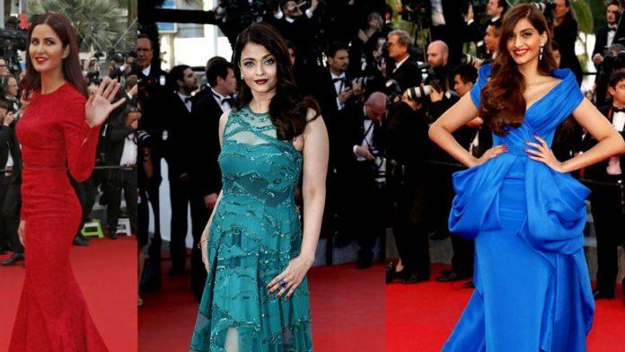 Katrina Aishwarya and Sonam