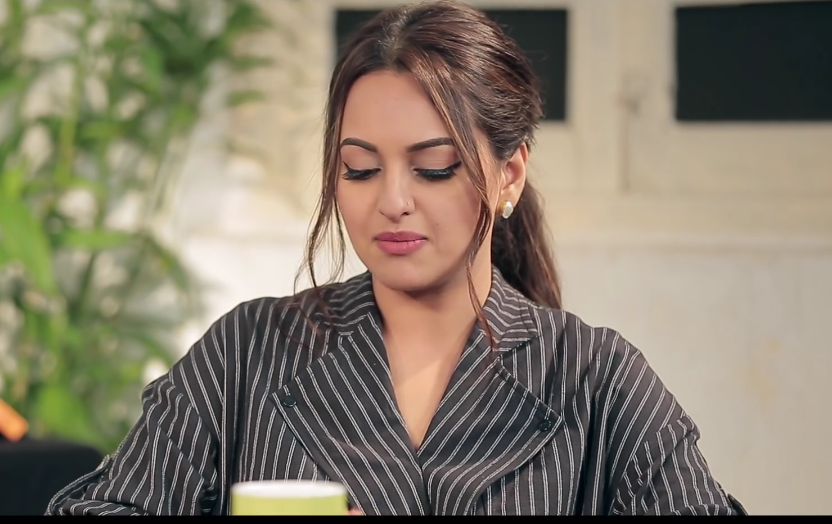 """I love hitting nasty men"" says Sonakshi Sinha!"