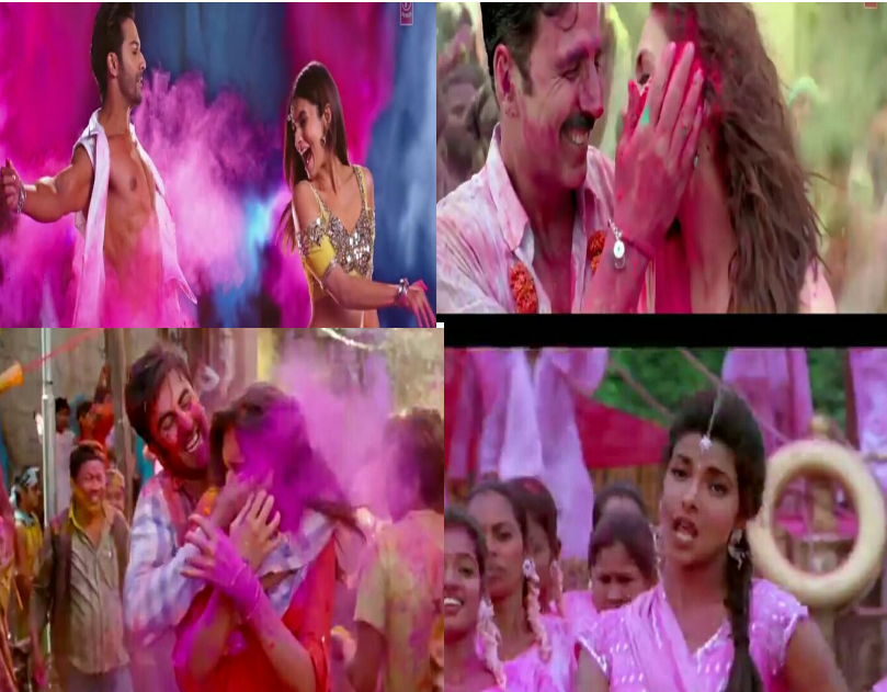 "Five ""Zabardast"" new age Holi songs of Bollywood!"