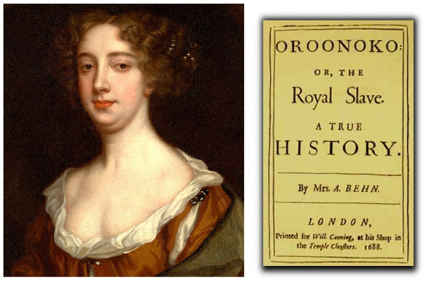 aphra behn Behn, aphra (1640-1689) - restoration dramatist, novelist, and poet she was the first english woman to earn her living as a writer behn served as a spy in antwerp and was imprisoned for a time for debt.
