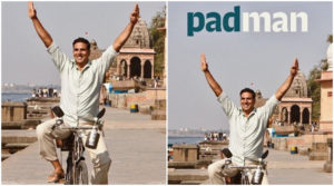 Padman first look