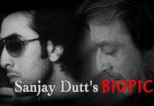 Sanjay Dutt's Biopic