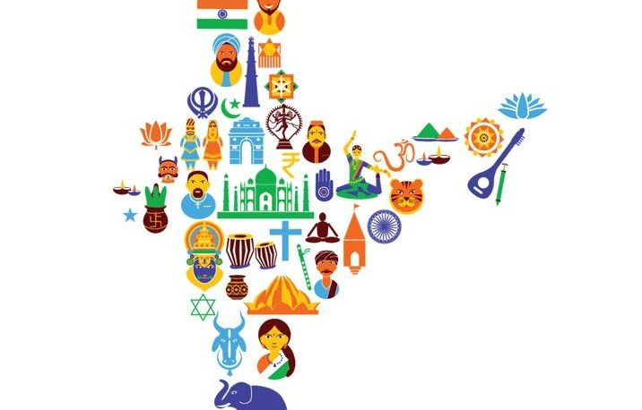 indian culture the cynosure of all India business etiquette & culture india introduction i ndia is officially called republic of india (hindi bharat ), is located in southern asia and is a member of the commonwealth of nations.