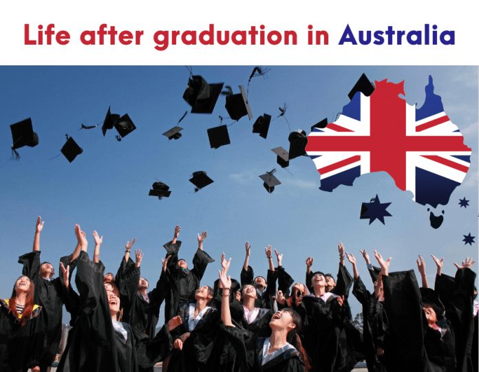 Life after graduation in Australia