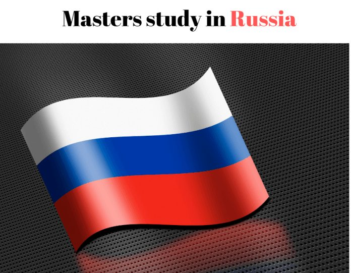 Masters study in Russia