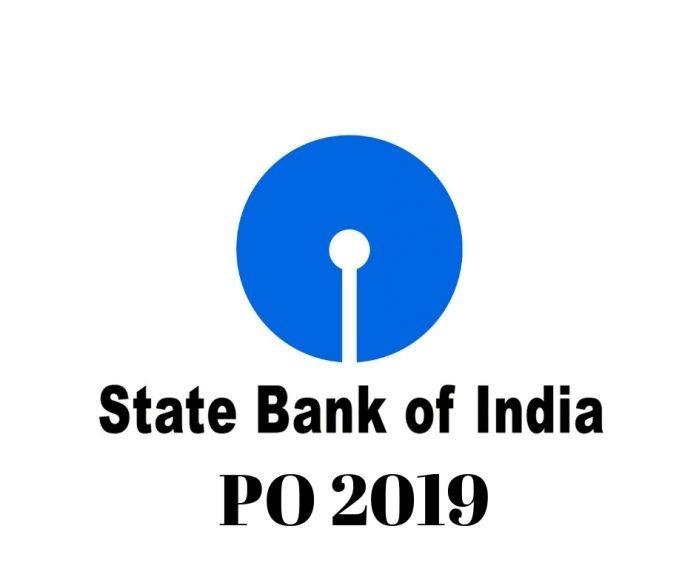 SBI PO 2019