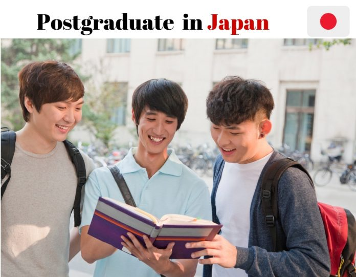 Postgraduate in Japan