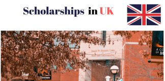 Scholarship programs offered by UK government to international students
