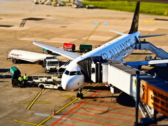 career in the aviation industry