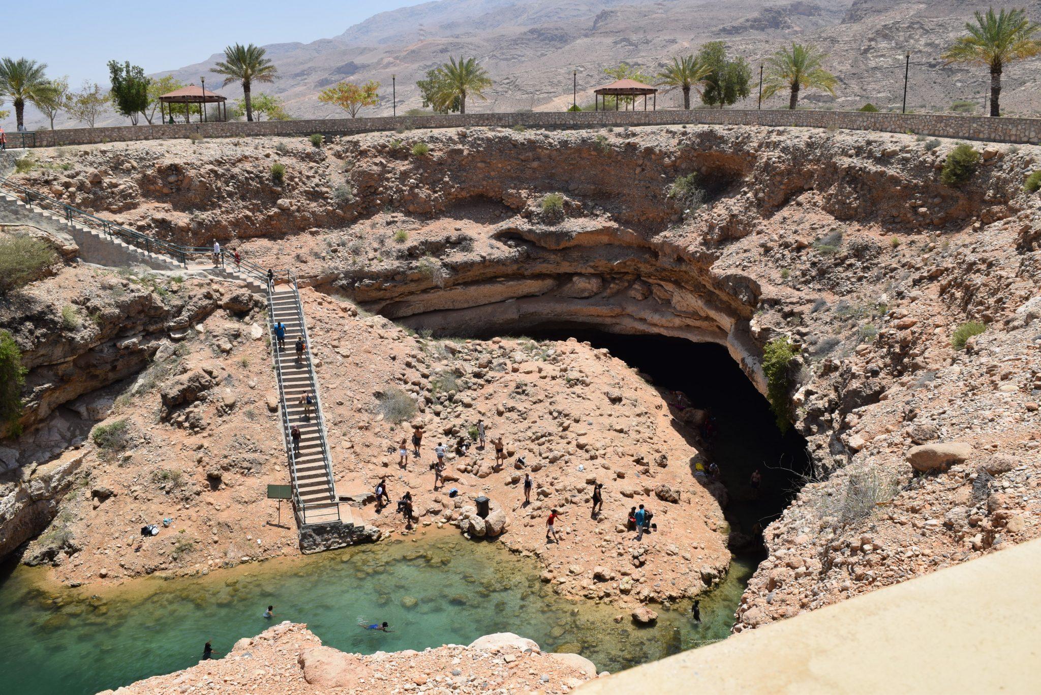 Bimmah Sinkhole