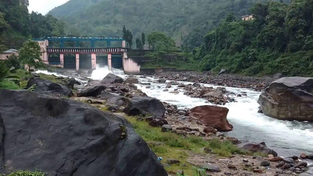 Bindu Barrage